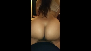 Latina Teen gives the Best Ride Full vid