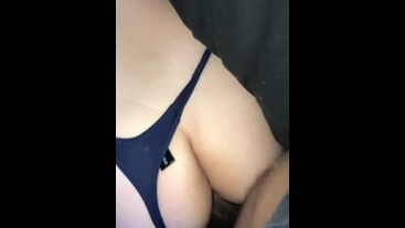 Thick freak woke up trying to get fucked