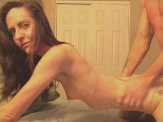 Fucked Doggy Style - Begs for Creampie - Cuckold POV