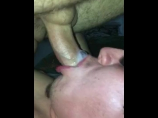 Love to make sperm cocktail in my mouth!