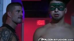 FalconStudios Big Dick Muscle Hunk Daddy Fulfills His Fantasy