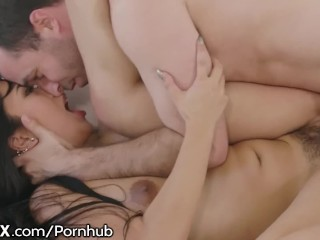 EroticaX James Deen & Jade Kush Romantic Playful Afternoon