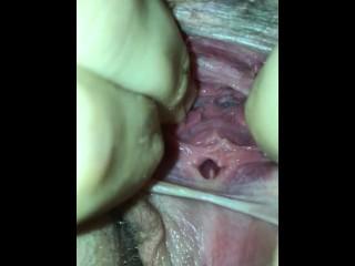 Beautiful Inside Pussy View - ASMR