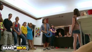 BANGBROS - College Sex Bang Bros Style! With Alexis Texas And Friends! Teen teenager