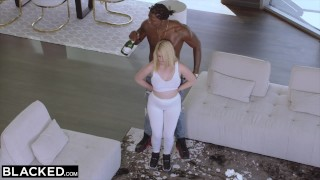 With ass black is old cock only blonde years massive blacked big blacked