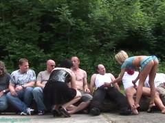 extreme rough groupsex orgy