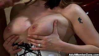 White client fuck and stripper tarra her adultmemberzone blows redhead butt big