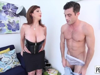 Son in Law Feminized and Ass Fucked by Sara Jay