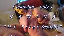 """BBB preview: Kanika """"HJ Couch Trial"""" (AVI high def preview no SloMo)"""