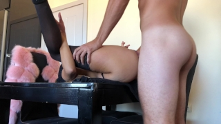 My girlfriend adore anal punishments. HD