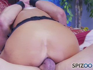 Spizoo – Brittany Andrews fucked by a monster cock, big boobs & big booty