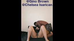 BBC KING CUMS ON LATINA QUEEN THEN KEEPS GOING