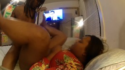 Young Neighbor Squirting Every Stroke Of My BBC - Ebony Feet To The Ceiling