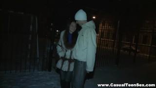 Casual Teen Sex - Inez Steffan - Best teen tits in the world Natural orgasm