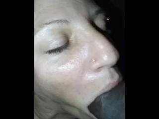 Sucking Chiefs cock
