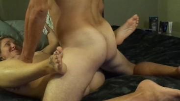 Gettin that good dick