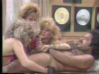 Ron Jeremy Fucks Three Girls