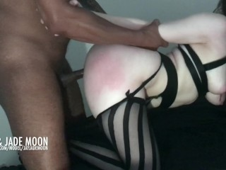 Love Jams • DickAfterDark • JayJadeMoon Amateur Couple