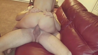 Creampie her cum to inside condom st hotwife cock no gets huge dateaimy ass cheaters