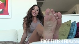 Foot Fetish Femdom And Feet Worshiping Porn