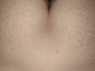 Fucking my GF in the living room