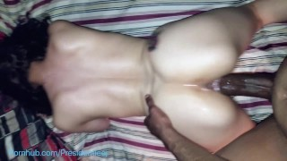 Young Latinas juicy fertile pussy draining my thick 11 inch bbc Xxxpawn hidden