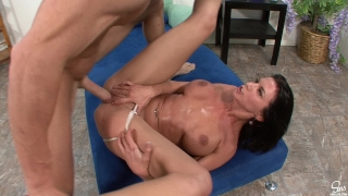 Hitch Hiking Milf gets Picked up and Destroyed by Big Cock!