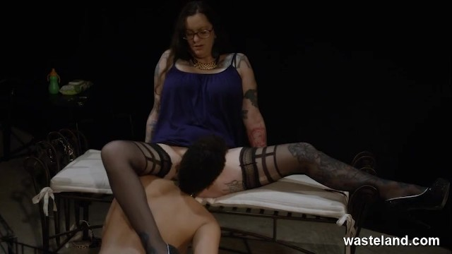 Bondage;Hardcore;Toys;Rough Sex;Squirt;Feet;Pussy Licking wasteland, bdsm, kink, rough, orgasm, squirting, adult-toys, roleplay, lesbian, lesdom, plump, bbw, domination, submission, interracial, ebony