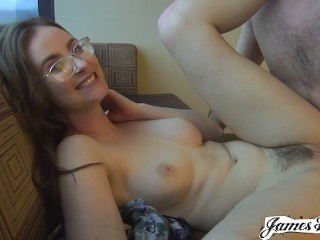JAY TAYLOR'S FIRST TIME ANAL – NERVOUS CUTIE GETS HER ASS DEFLOWERED!