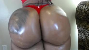 Cherokee Ass Shake Oiled