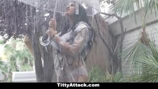 TeamSkeet - Rain, Rain, Hoe Away Teenager bb