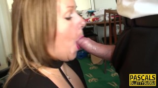 Submissive milf pounded spanking reality