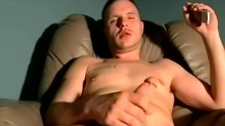 Ebony homo having big white cock for dinner Sucking cum