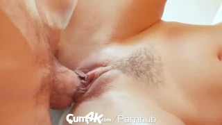 CUM4K MULTIPLE OOZING creampie workout