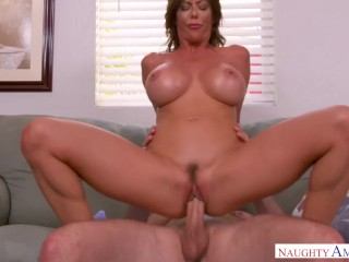 Busty MILF Sex pic