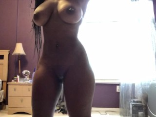 dikke Ebony Big Booty