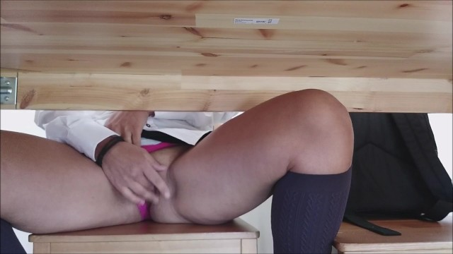 Fucking the g spot - I discovered my classmate, the teacher explains, she looks for her point g