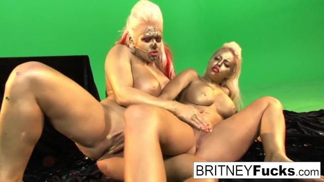Big Ass;Babe;Big Tits;Blonde;Lesbian;Pornstar britneyamber, brunette, doggy-style, blonde, big-tits, cock-sucking, hand-job, bald-pussy, body-paint, big-ass, curvy, milf, kissing, fake-tits, natural-tits