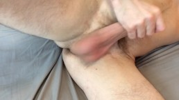 Beautiful cock being stroked