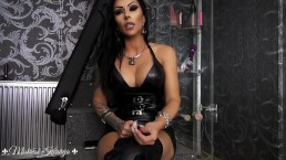 Mistress Kennya: Anal does not make you gay preview