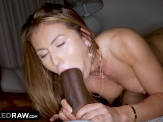 Blow Job zwarte pik