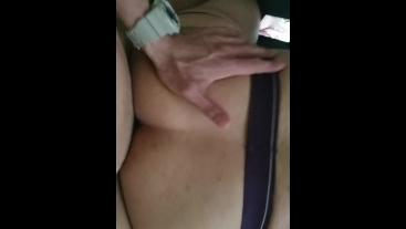 Getting raw dick all spun