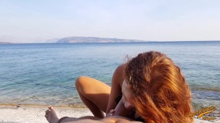 FUCK MY ASS HOLE IN THE PARADISE - AMATEUR TEEN HOLIDAYS IN GREECE Ass riding