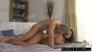 NubileFilms - Naughty Assistant Surprises Her Boss At Home S27:E30 Public big