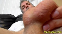 Balls Sniffing - Giants/Macrophilia - Richard Lennox - Manpuppy