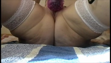 Zicken Pussy have a massive loud squirting Orgasmus