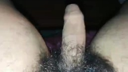 Flexing my cock