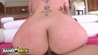 BANGBROS - MILF Sara Jay Gets Her Big Ass Fucked Hard: Part 3 of 3 Point facial