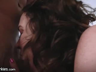 RealityJunkies Cougar MILF Krissy Lynn Hits on Son's BFF!