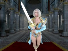 Whorecraft: Arya Fae the Elf controls your mind and cock